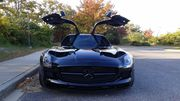 2011 Mercedes-Benz SLS AMG Gullwing Coupe
